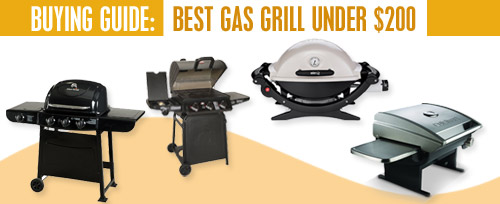 Discover the Best Gas Grill Under 200 Updated for 2018