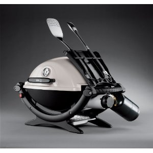 Weber Q120 Portable Gas Grill