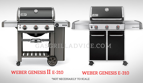 weber genesis II gas grill