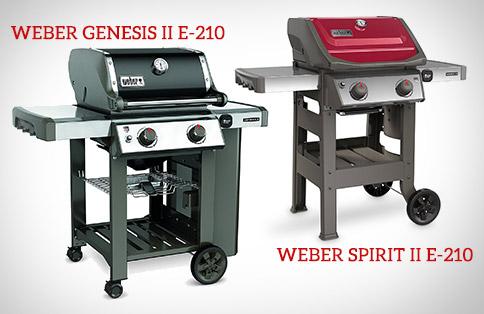 weber genesis II e-210