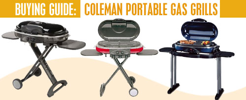 Coleman Portable Gas Grill Review